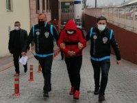 Kayseri'de eşini öldüren şahıs, cinayeti kıskançlık yüzünden işlemiş