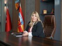 Kayserispor Başkanı Berna Gözbaşı'dan 8 Mart Dünya Kadınlar Günü mesajı