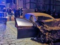 Talas'ta 3 aracın karıştığı feci kaza: 1 ölü, 5 yaralı