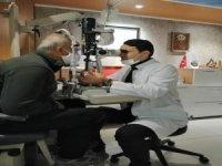 Prof.Dr. Abdullah Özkiriş sayesinde Yüzde 95 Görme engelli kişi sağlığına kavuştu