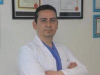 Özel Dünyam Hastanesi Genel Cerrahi Uzmanı Op. Dr. Çime, obezite ile ilgili verdi