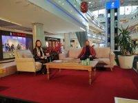 Başkan Ali Özcan katıldığı programda gündeme ilişkin açıklamalarda bulundu