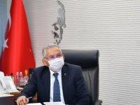 Başkan Memduh Büyükkılıç'tan aşı duyarlılığı çağrısı