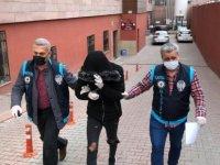 Kayseri'de cami musluklarını çalan 4 kişi gözaltına alındı
