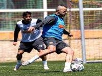 Kayserispor Beşiktaş hazırlıklarına başladı