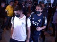 Fenerbahçe kafilesi geldi
