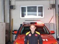 Kanser tedavisi gören Kayseri itfaiyesinde görevli Fatih Asma hayatını kaybetti