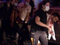 Neler oluyor Talas'ta? evi bastılar 3'ü ağır 5 kişi yaralandı