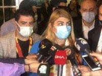 """Kayserispor Başkanı Berna Gözbaşı: """"Ölüm tehditleri aldım"""""""