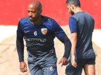 Kayserispor'un Manuel Fernandes kararı