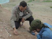 Kocasinan bölgelerinde fosil arama çalışmaları devam ediyor