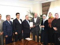 Eğitim Bir Sen'den Başkan Mustafa Yalçın'a Teşekkür Mesajı