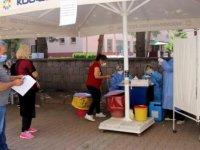 Kayseri'de aşılamada rekor üstüne rekor: 25 bin 341 aşı yapıldı