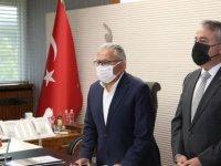 Başkan Büyükkılıç'ın mera hassasiyeti