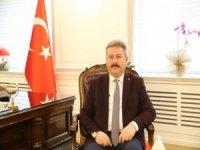 Başkan Palancıoğlu sporcu Funda Taşkın'ı tebrik etti