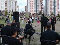 Melikgazi Belediyesi müzik sevenlerin yanında