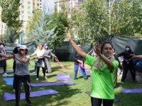 Kocasinan Belediyesi'nden sağlıklı yaşama büyük destek