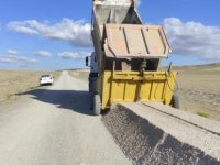 Büyükşehir'den kırsala 41 milyon TL'lik asfalt