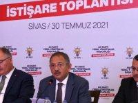 """Özhaseki: """"CHP Durmadan algı operasyonu yapıyor"""""""