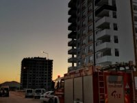 Kayseri şehir hastane karşısında intihar girişimi