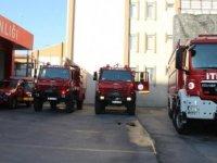 Kayseri İtfaiyesi'nden bu kez Marmaris'e 5 araç 15 personel ile destek