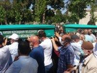 Kayseri'de Baba ve oğlu 15 dakika arayla vefat etti