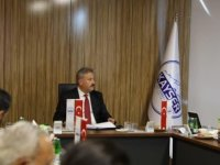 Kayseri'nin ihracat üssü Serbest Bölge'de çalışmalar devam ediyor