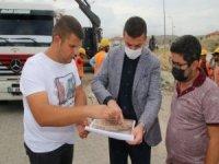 Ürgüp Belediye Başkanı Aktürk,sayesinde 9 yılın ardından doğalgaz ve ruhsat sorunu çözüme kavuştu