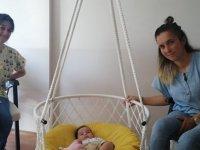 Kayseri'de Happy Baby Bebek Spa Merkezi Açıldı
