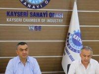 """""""Kayseri Model Fabrika Çalışmaları ile Türkiye'ye Model Oldu"""""""