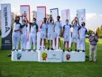 Spor A.Ş okçuları Antalya'dan madalyalarla döndü