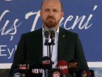 Dünya Etnospor Konfederasyonu Başkanı Bilal Erdoğan: