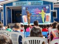 Talas Belediyesi, kırsal'da ilk ve ortaokul öğrencilerine eğitici etkinlik projesi başlattı