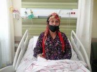 Kayseri'de 34 yaşında 5. kez hamile kalan ve korona virüse yakalanan kadın: