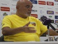 Hikmet Karaman,maçın ardından açıklamalarda bulundu