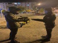 Kayseri'de gece denetimleri