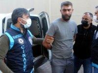 Ağabeyini silahla öldürdü 23 gün sonra Şeker'de yakalandı