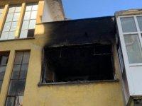 Kocasinan Mitatpaşa'da yangın
