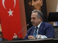İYİ Parti meclis üyesi Özsoy'dan Başkan Yalçın'a ve yatırımlarına takdir