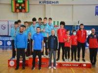 Kocasinan'ın Masa Tenisi Takımları, turnuvalara damga vurmaya devam ediyor