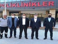 İldem ve Beyazşehir'den Bünyan'a hasta geliyor