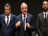 Başkan Nursaçan: Sanayicinin vereceği karara boynumuz kıldan incedir