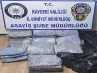 Kayseri'de evlere giren kıyafet çalan 3 hırsız tutuklandı