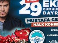 Mustafa Ceceli Kayseri'ye geliyor