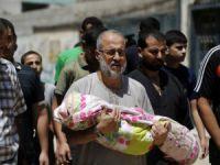 İsrail'in Gazze saldırılarında 16 kişinin hayatını kaybetti