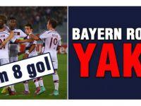 Bayern, Roma'yı resmen yaktı muhteşem goller 7-1 Video