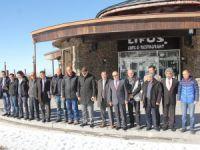 Erciyes Kış Turizm Merkezi dünyanın en iyi kayak merkezi