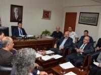 CUMHURİYET KUPASI RALLİ ŞAMPİYONASI'NIN KOORDİNASYON TOPLANTISI YAPILDI