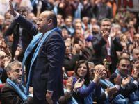 Akdoğan'ın sözleri salondakileri coşturdu - VİDEO