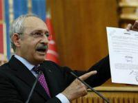 Kılıçdaroğlu noterden yalan uygulama sözü aldı
